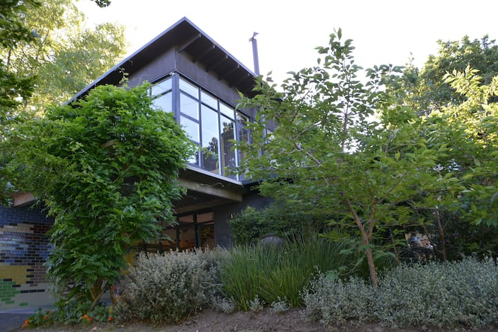 Luxury Leafy Home. 10k from Melb. - Eaglemont - Casa