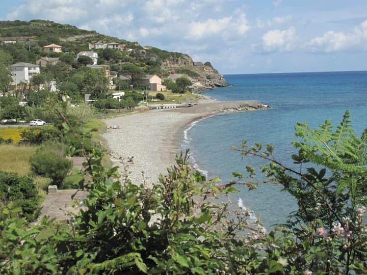 Location rez de villa marine de Sisco