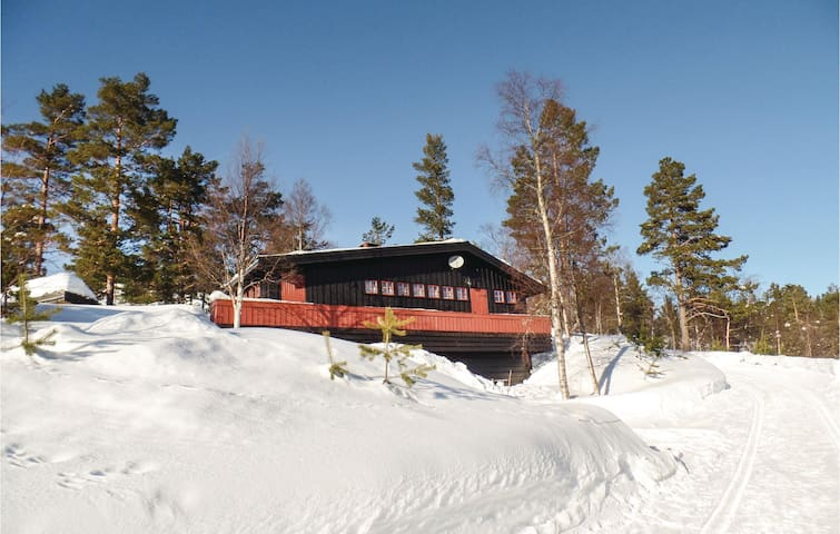 Holiday cottage with 4 bedrooms on 85 m² in Åseral