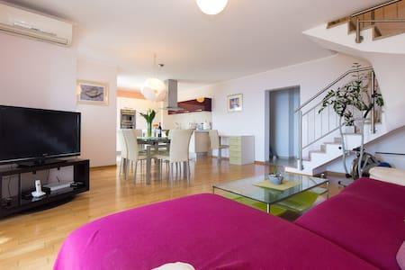 Luxury apartment Sara/ Matulji-Opatija