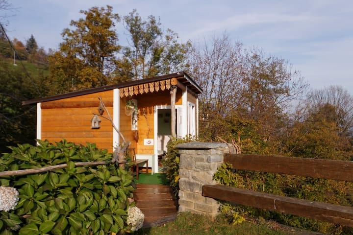 Casa sull'albero B&B la Corte - Pralungo - Baumhaus