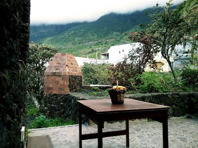 Encantadora casa Frontera - Tigaday - บ้าน