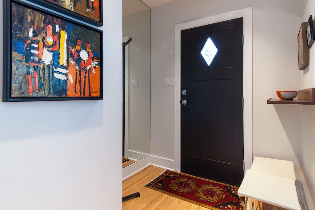 Front Door/Entry