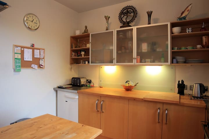 General Lay out of Kitchen
