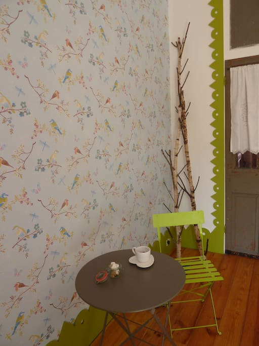 Chambre avec salle d 39 eau privative chambres d 39 h tes for Chambre d hotes nice