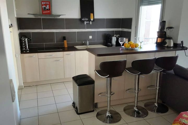 A nice apartement close to the city center