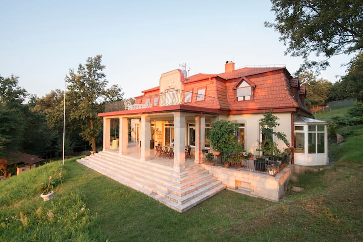 Classic house 50km from Budapest - Nagymaros