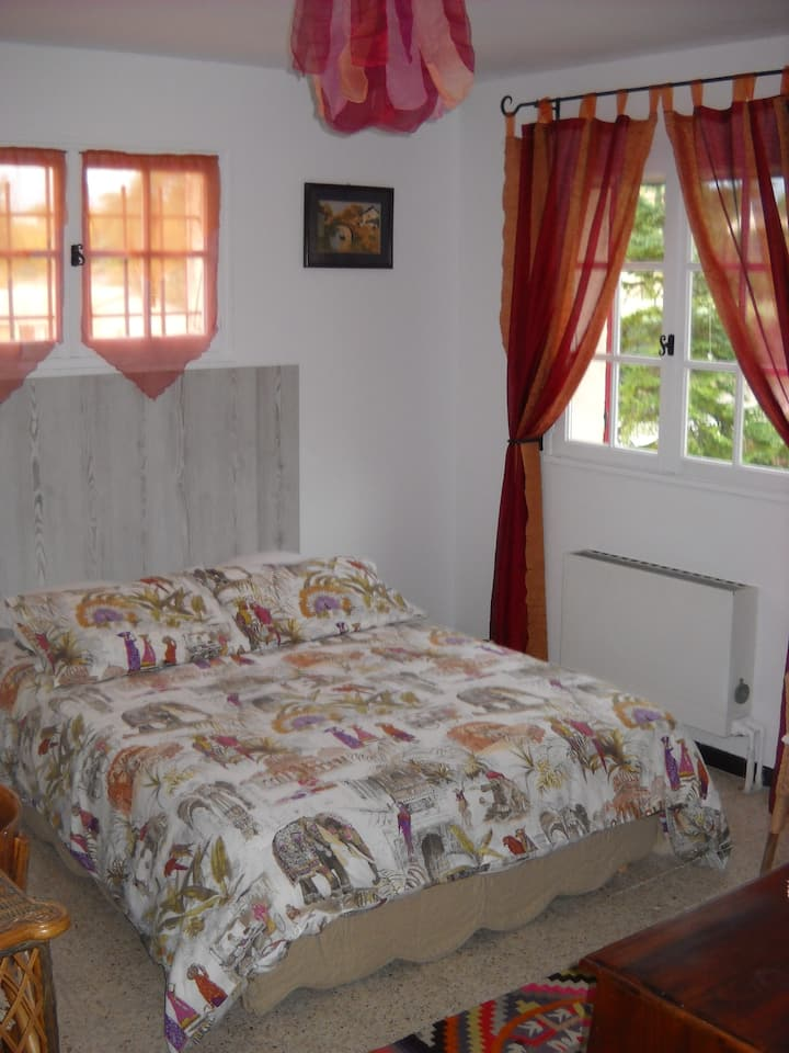 Nice room for rent in a house