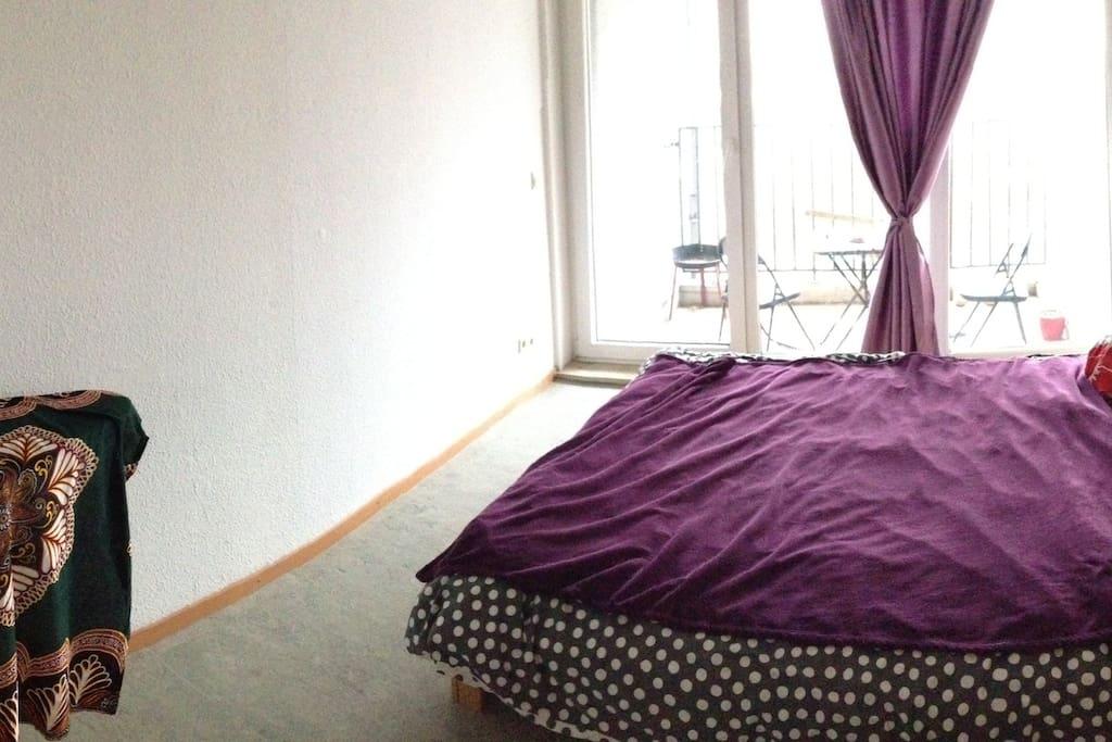 Schlafzimmer für 2