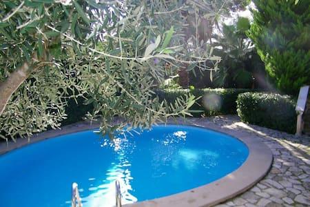 Chalet, priv. Pool, ruhig, Meernähe - Porto Cristo - Villa