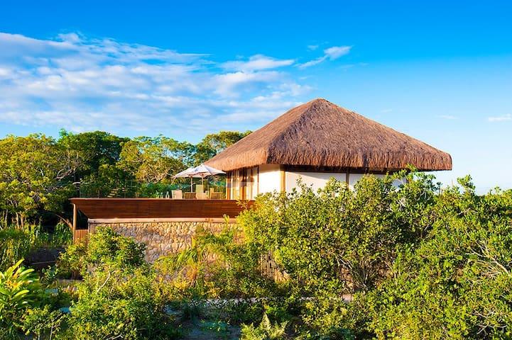 Casa paradisíaca em Praia do Forte - Mata de São João - Casa