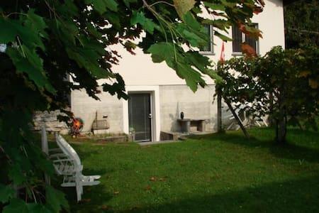 Casa al pozz, appartamentino carino - Gordévio