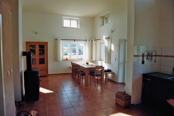 Ferienhaus Malena - Bad Wurzach - Casa
