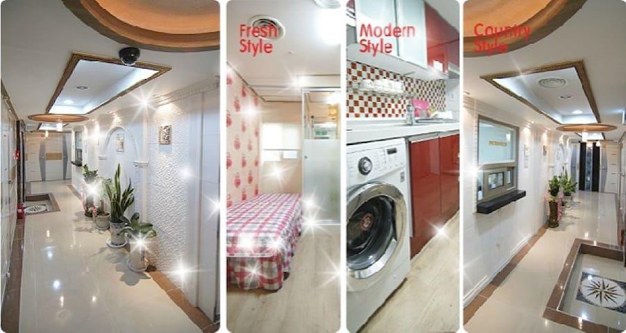 강남구 여성전용 개인샤워실.화장실