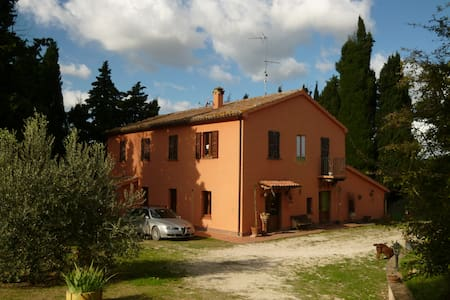 LA NOSTRA OASI DI PACE-CAMERA SOLE -  Urbino