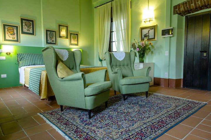 Camera tripla con bagno privato - Marzaiola -
