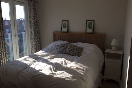 Large room - King Size bed. Ensuite shower and loo - Twickenham