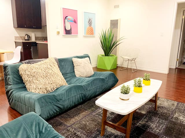 Gorgeous 1 bed 1 bath in the heart of BH