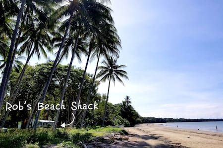 [ Rob's  Beach Shack ] - Beachfront Bliss