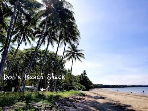 [ Rob's  Beach Shack ] - Beachfront Bliss