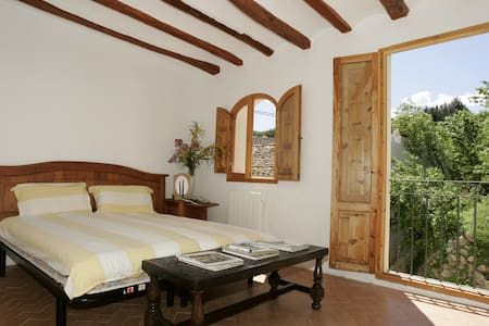 Tired of noise? Enjoy Casa Mañana! - Bolulla - House