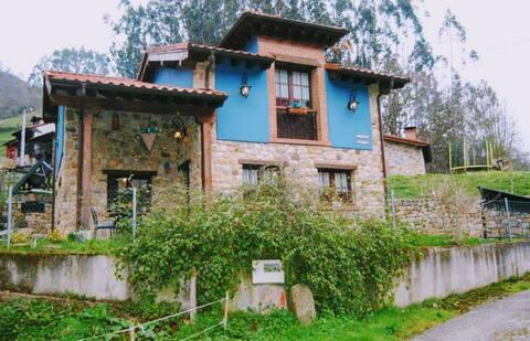 Casa con encanto en Asturias