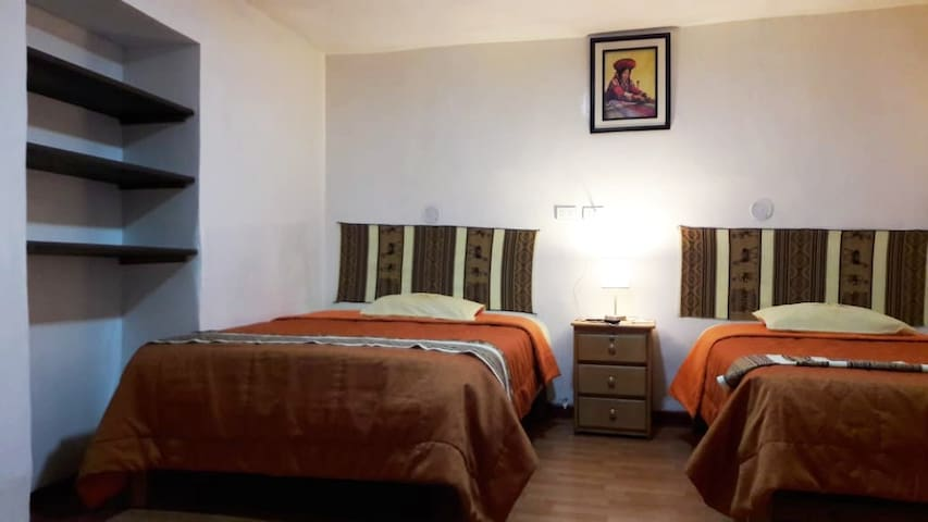 Cusco downtown best area to stay. Get your booking