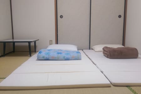 Clean Room in Tsukuba near Restaurants, 24Hr Store - Tsukuba-shi - Apartment