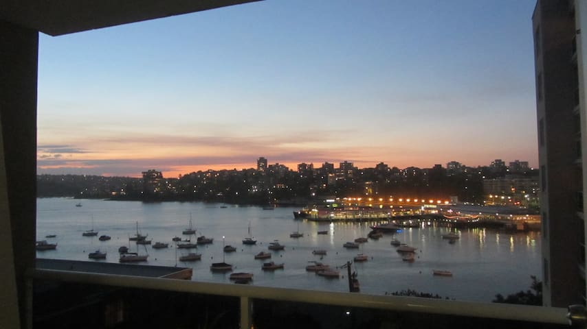 Appartment with a stunning view - Manly - Apartamento