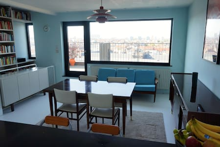 Top location furnished apartment - Brüssel - Wohnung