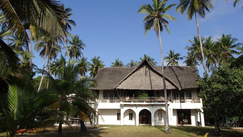 Swali Beach House, Msambweni - Msambweni - House