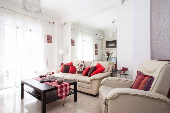 A Tastylicious Rental Apartment! - Athen - Wohnung