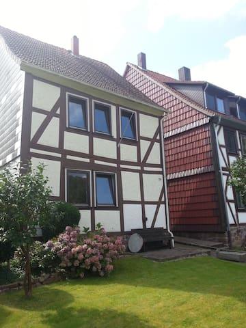 Weserbergland Ferienhaus - Reinhardshagen - Haus