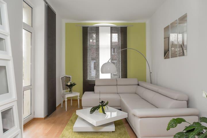 2-Zimmer Wohnung mit Terrasse - familienfreundl.