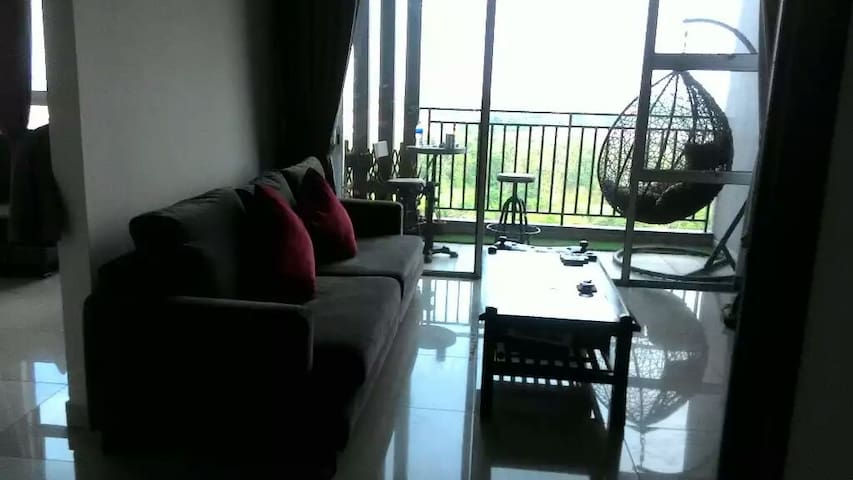 1-Bedroom Modern Suites DUAL HOME within Penthouse - Skudai - Appartement