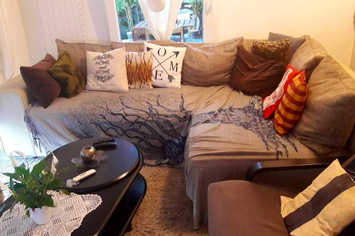 Sweet Apartment for your holidays in Saint-Louis