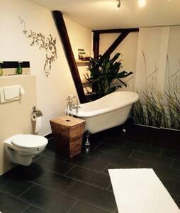 2-Zimmer Wohnung zentral, Wellness