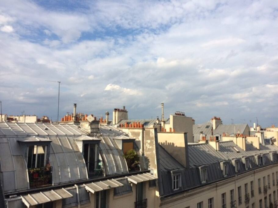 Loft next to louvre lofts louer paris le de france france - Achat loft ile de france ...