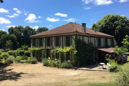Maison idéale pour accueillir familles et amis