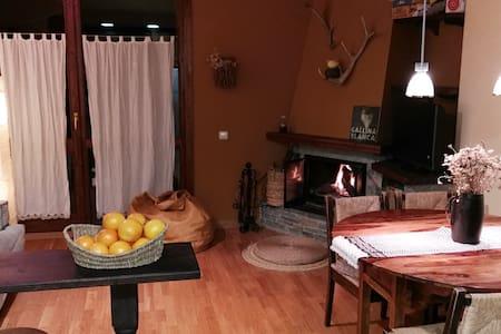 Acogedor apartamento en la Montaña - Isil - Huoneisto