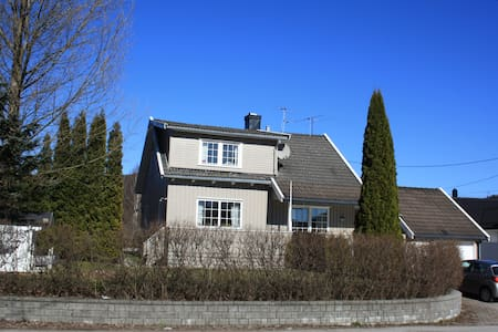 Room in House close to Kristiansand - Mosby - 独立屋