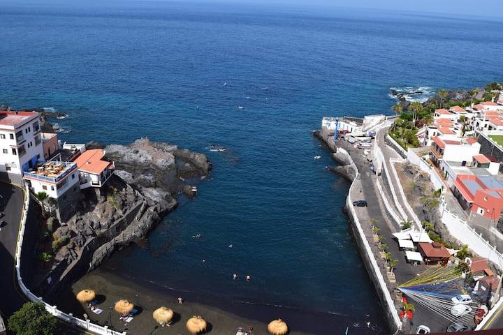 Precioso ático en la Bahía de Puerto Santiago