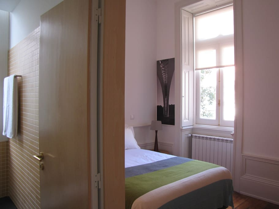 Room and WC access