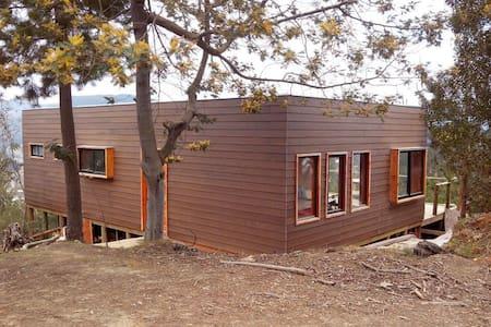 Linda Casa en Lago Vichuquén - Vichuquén