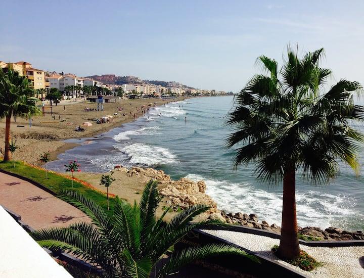 Rincón de la Victoria, Málaga, Vista maravillosa