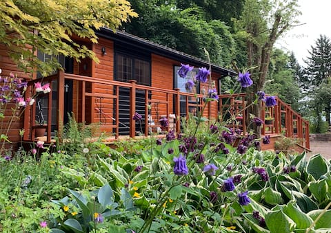 Luxury Lodge in the heart of Penrith