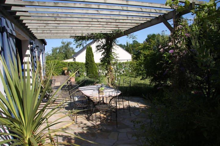 Chambre d'hote proche nantes - Vigneux-de-Bretagne - ที่พักพร้อมอาหารเช้า