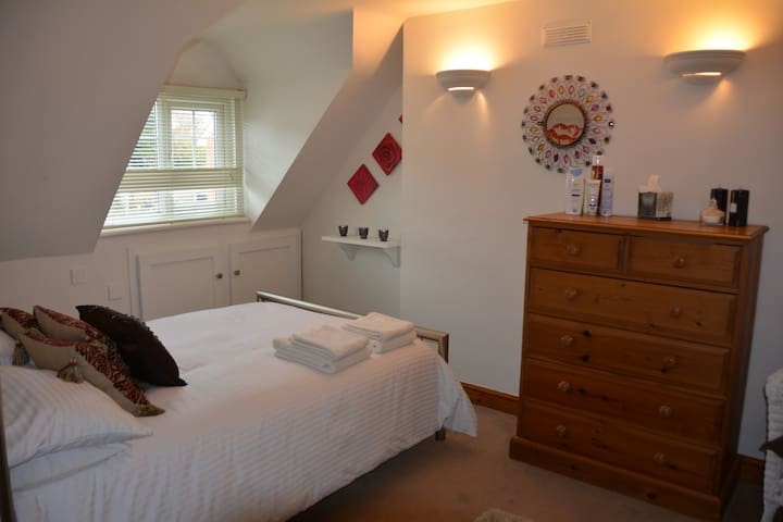 Near Stansted Airport - Double Room - Stansted Mountfitchet - Ev