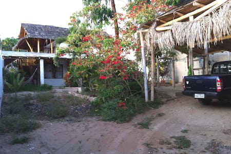 Department in a wooden house - Puerto Lopez - อพาร์ทเมนท์