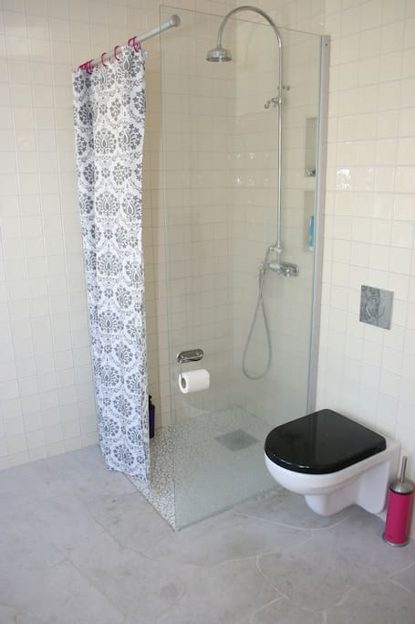 Dusch och badkar